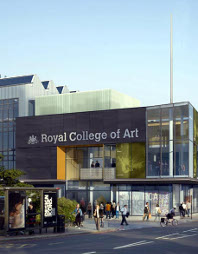Nueva beca de la Royal College of Arts
