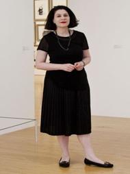 Ann Goldstein premiada por el Bard College