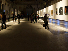 Últimos días exposición finalistas Arte Laguna Prize