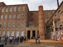 Factorial, Jornadas en torno a las Fábricas de Creación