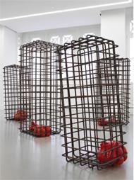Mona Hatoum en la Fundación Joan Miró