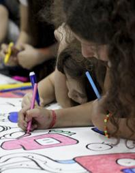 Programa de residencias para creadores educadores