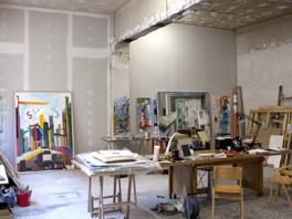 Convocatoria para Open Studio 2013