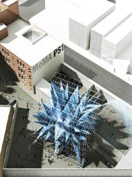 HWKN ganan el programa de jóvenes arquitectos del PS1
