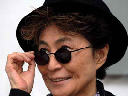 Yoko Ono, premio Oscar Kokoschka 2012