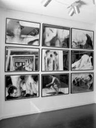 Alain Urrutia en el Guggenheim