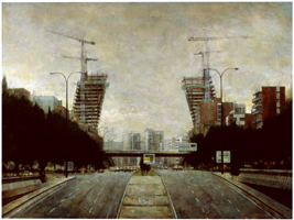 El artista en la ciudad