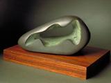 Pequeña escultura inglesa
