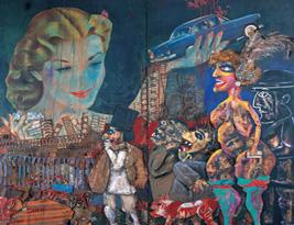 Realismo y collage