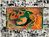 Entre el surrealismo y el expresionismo