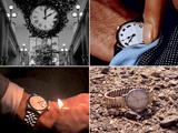 Un reloj de 24 horas