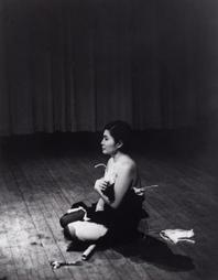 La primera Yoko Ono