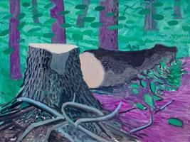 El último David Hockney