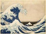 Hokusai en Paris