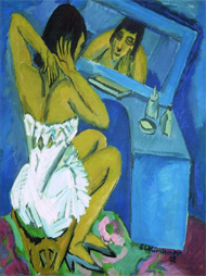 Ernst Ludwig Kirchner. Fundación Mapfre