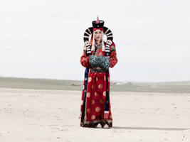Transmongolian de Álvaro Laíz