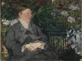 Manet y el retrato contemporáneo