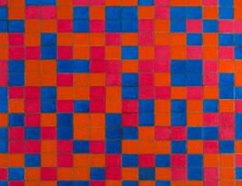 Mondrian y el color