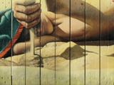 Socías al cuadrado en Galería Rafael Ortiz