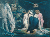 William Blake en CaixaForum Madrid