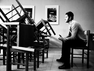 Francia, pabellón precoz de la 55 Bienal de Venecia