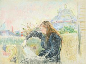 Berthe Morisot en el Thyssen de Madrid