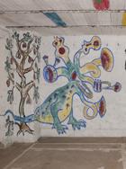 Los murales secretos de Otto Dix