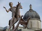 Elmgreen & Dragset invaden Trafalgar