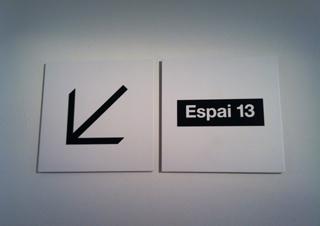 35 aniversario del Espai 13