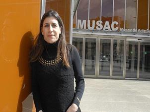 Eva González-Sancho dimite de su cargo en el MUSAC