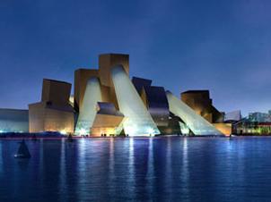 El Guggenheim de Abu Dhabi en suspenso