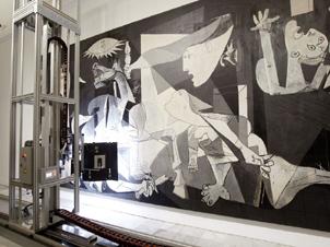 El Guernica a examen