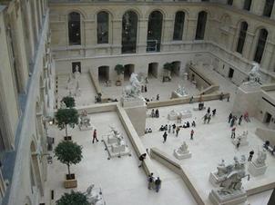 El Louvre, primer museo inteligente de Europa