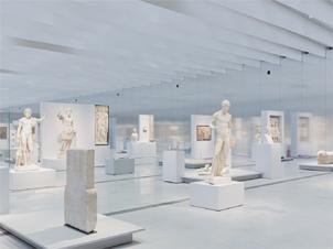 Apertura del Louvre en Lens