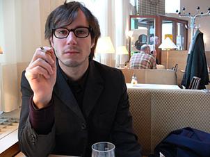 Markus Schinwald representante del pabellón austríaco
