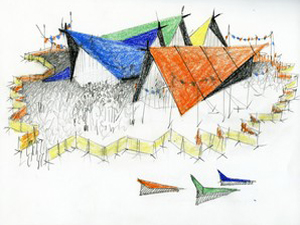 El Centro Pompidou lanza un museo itinerante