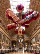 Joana Vasconcelos en Versalles
