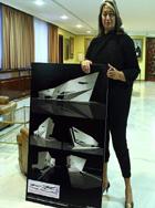 Sevilla dice adiós a Zaha Hadid