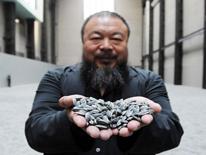Sotheby´s subastará las pipas de Ai Weiwei