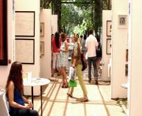 Feria Arte XXI en Chile