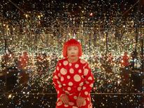 Yayoi Kusama representada por David Zwirner