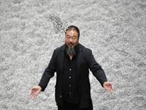 Las pipas de Ai Weiwei vuelven a casa