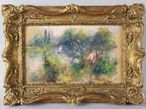Un Renoir comprado en un mercadillo