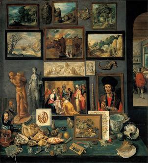 Los grandes coleccionistas