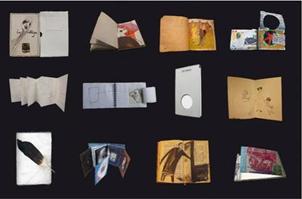 Libros de artistas en arteko