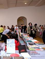 Feria de libros de arte en Nueva York