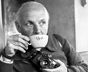 Habla Cartier-Bresson