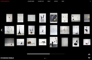 La Fundación Calder lanza su web