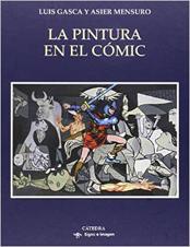 La pintura en el cómic
