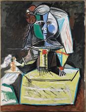 Picasso en letra